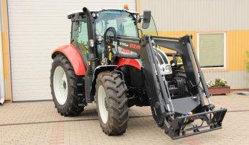 STEYR MULTI 4110 típusú 107 LE-s traktor