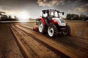 steyr kompakt multi traktor